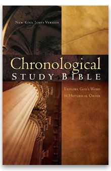 Chronological Study Bible NKJV, order at Amazon.com