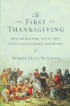 The First Thanksgiving by Robert Tracy McKenzie