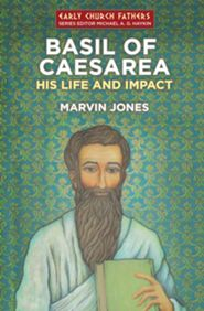 Basil of Caesarea by Marvin Jones