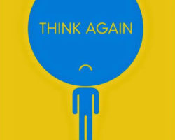 Think Again by Jared Mellinger